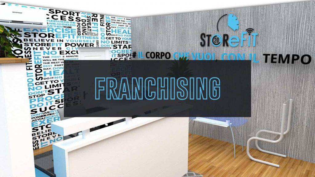Franchising Storefit